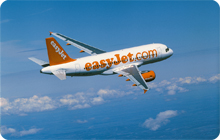 Newcastle Stag Party travel Idea: Easyjet