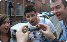 Manchester stag party idea: treasure hunt