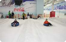 Manchester stag party idea: Chill Factore skiing