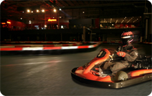 Stag party activity idea Manchester: Daytona
