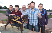 Manchester stag party idea: Belle Vue Greyhound stadium