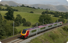 Brighton hen party travel idea: Rail travel