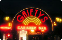 Blackpool stag party idea: Gaietys and Heaven strip bar
