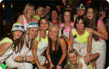 Blackpool Hen party Idea: Gaietys and Heaven