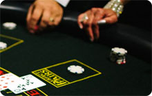 Casino hire: Hen party ideas for hire