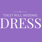 TOILET ROLL WEDDING DRESS HEN PARTY GAME