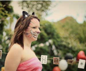 Animal themed hen party